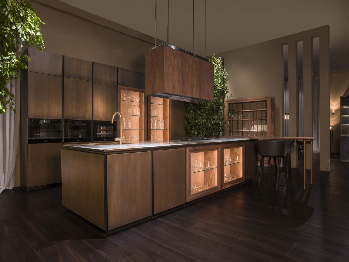 Contemporary Kitchens – Global Luxury