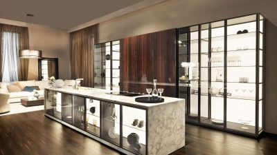 Modern Luxury Kitchens